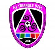 Logo GJ Triangle Uzel