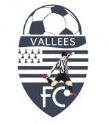 Logo LES VALLEES FC