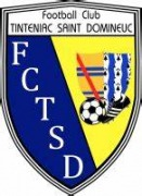 Logo TINTENIAC SAINT DO FC