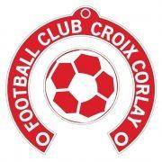 Logo La Croix Corlay FC